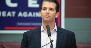 trump jr. collusion wikileaks
