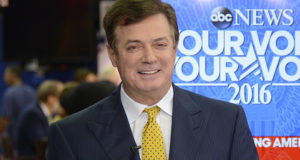 foreign agent paul manafort campaign chairman