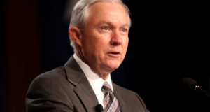 Jeff sessions recussed