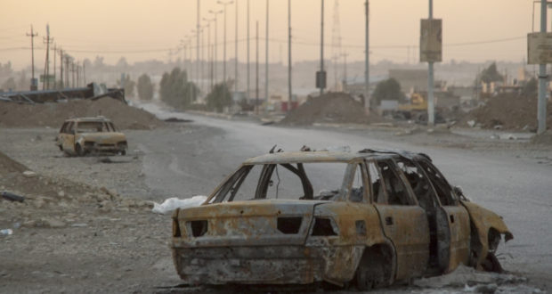 isis out of mosul